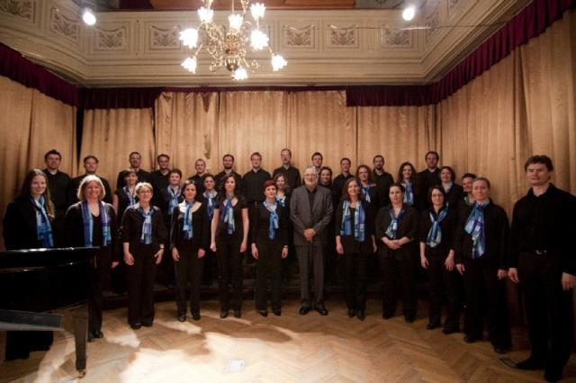 Szerzői est 2011